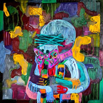 Gresham Tapiwa Nyaude, 'Darkness at Noon', 2018