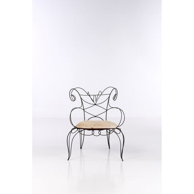 André Dubreuil, 'Ram - Prototype, Armchair', around 1980