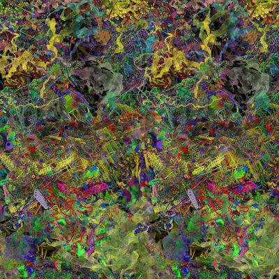 Shane Hope, 'stereo_double_pump_mono=1', 2011