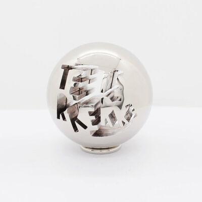 Bernard Quentin, 'TERRE (Earth) - Silver', 2019