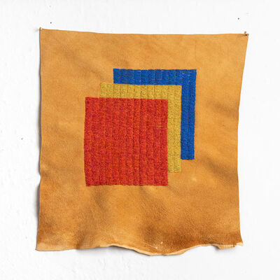 Glen Hanson, 'Red Yellow Blue Squares', 2019