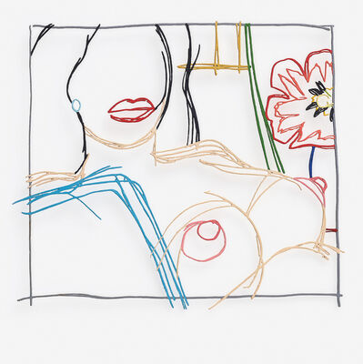 Tom Wesselmann, 'From Nude Painting Print', 1979/91