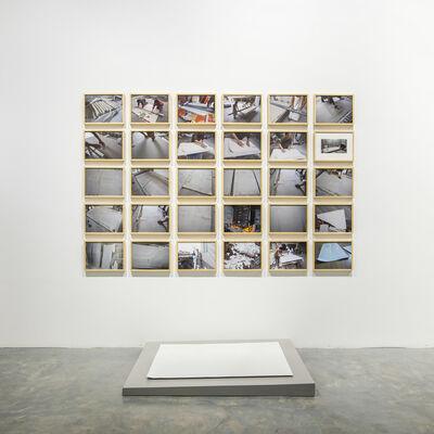 Liu Jianhua 刘建华, '白纸 Blank Paper ', 2012-2016