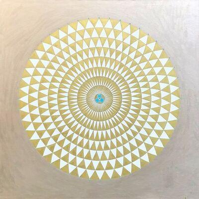 Elke Schmoelzer, 'Mandala-Shining', 2019