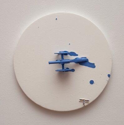 Liliana Porter, 'To paint Blue', 2015