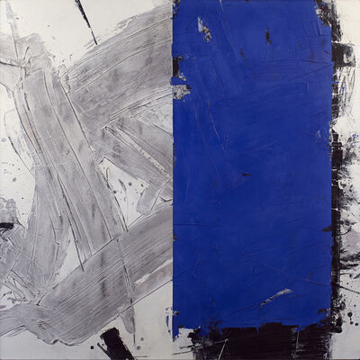 Ivo Stoyanov, 'Vivid Blue #15', 2015