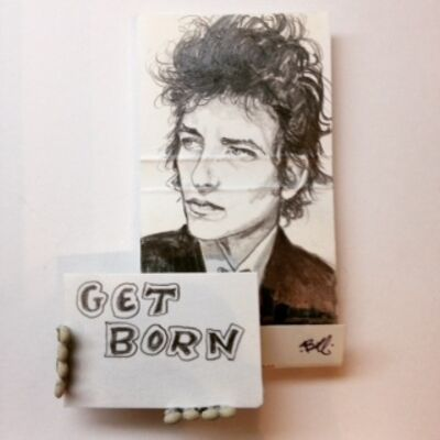 matchbox artists, 'Bob Dylan', 2015