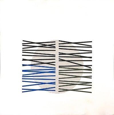 Jesús Rafael Soto, 'Circles and Lines', ca. 1970