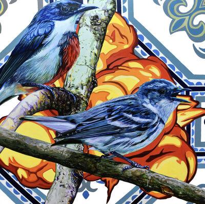 Juan Travieso, 'Endangered Birds #170', 2019