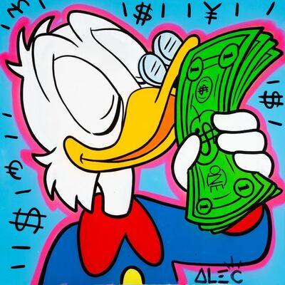 Alec Monopoly, 'Scrooge Dollars'