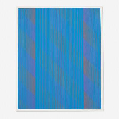 Julian Stanczak, 'Marginal', 1971