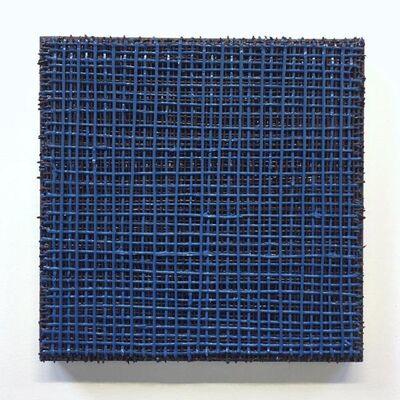 Vicky Christou, 'Open Blue Shade'