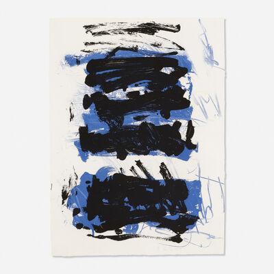 Joan Mitchell, 'Fields II from the Fields suite', 1992