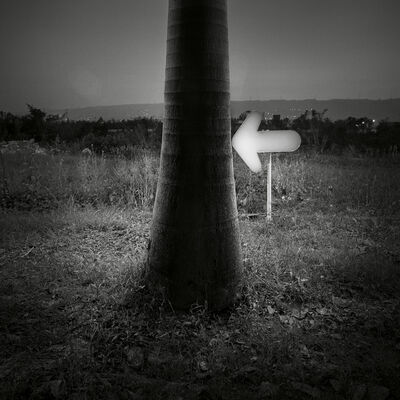Cheng Chang WU, '情緒地景-箭頭 Seeing and Construction-Arrow', 2005