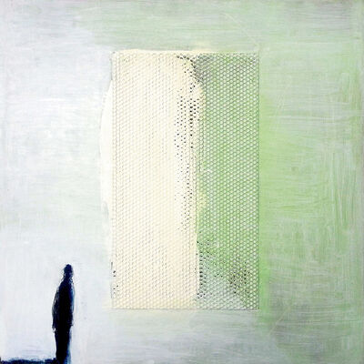 Yang Qi 楊起, 'The Door and the Man I', 2006