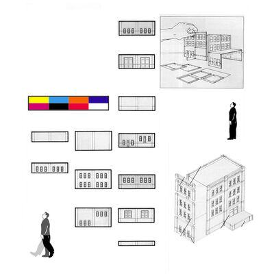 Rafael G. Bianchi, 'Opcions de construcció', 2003
