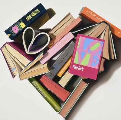 Yura Seo, 'Art book-LOVE', 2016