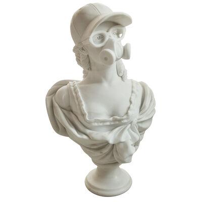 Léo Caillard, 'Hipster In Stone (Mask)', 2020