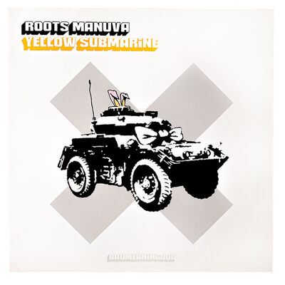 Banksy, 'ROOTS MANUVA YELLOW SUBMARINE (Vinyl Album)', 2001