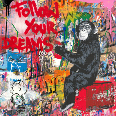Mr. Brainwash, 'Everyday Life', 2018