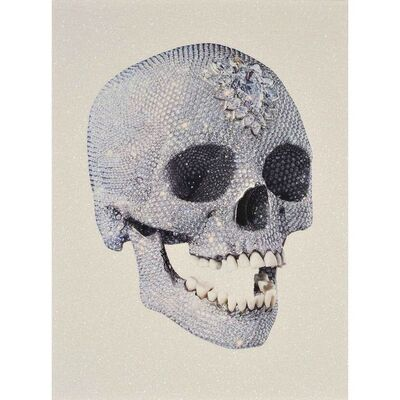 Damien Hirst, 'For the Love of God (with Diamond Dust)', 2011