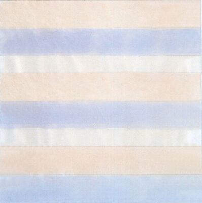 Agnes Martin, 'Untitled ', 1977