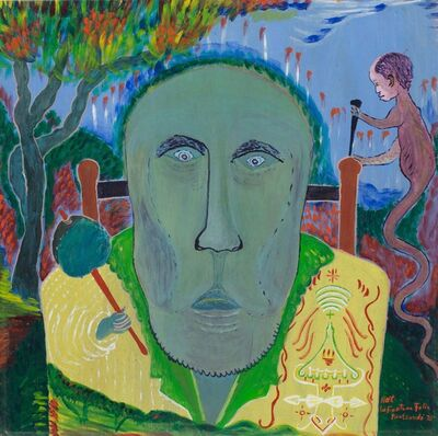 Felix Lafortune, 'Unitled (Legba) ', 1978