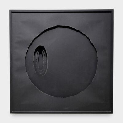 """Anna Maria Maiolino, '""""Buraco ao lado"""" (isquierdo)', 1976"""