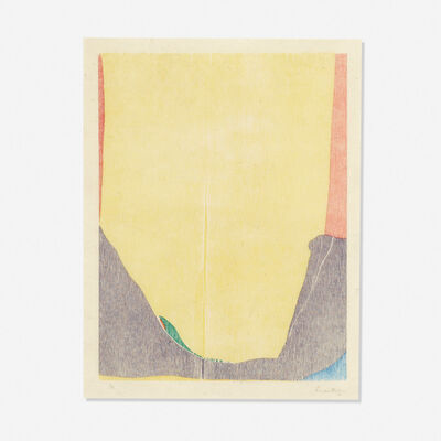 Helen Frankenthaler, 'East and Beyond', 1973