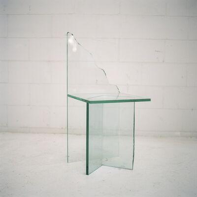 Guillermo Santomà, 'Mirage Glass Chair 3', 2016