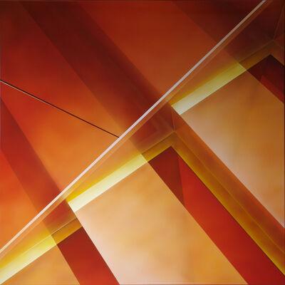 Richard Strachan, 'Untitled (Orange)'