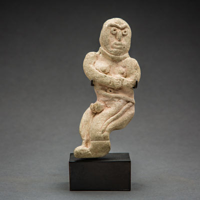 Near Eastern, 'Sumerian Terracotta Figure', 3000 BCE-2000 BCE