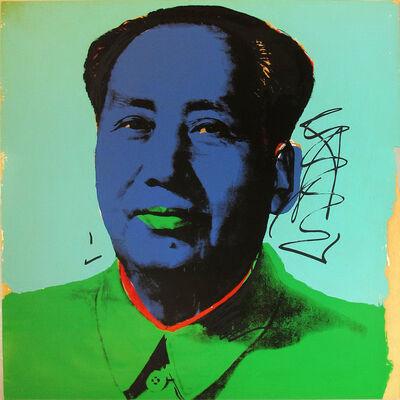 Andy Warhol, 'Mao II.99', 1972