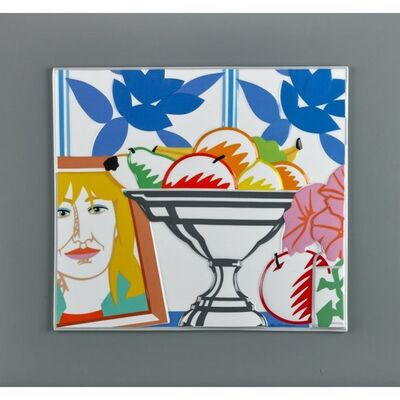 Tom Wesselmann, 'Still Life Ceramic', 1988