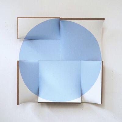 Jan Maarten Voskuil, 'Improved Pointless Light Blue', 2014