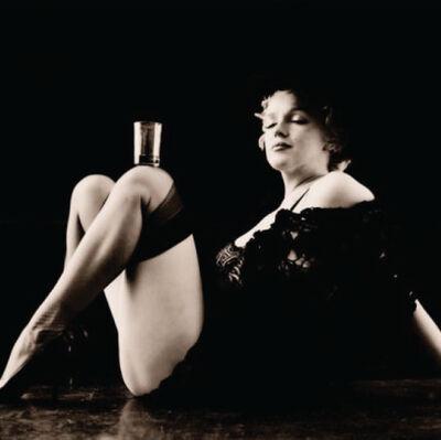 Milton H. Greene, 'Marilyn Monroe from the Black Sitting', 1956