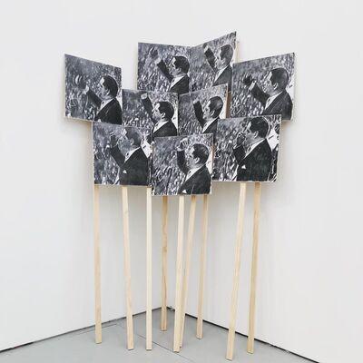 François Bucher, 'Yo no soy un hombre', 2005