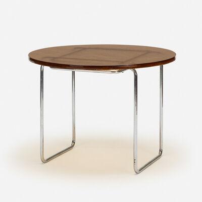 Marcel Breuer, 'dining table, model B18', 1928