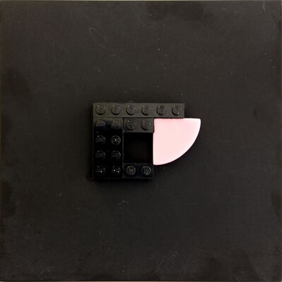 Jaye Moon, 'Black Interior I', 1999