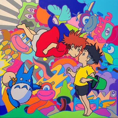 HANK CHINA, 'Chu Totoro Ponyo'