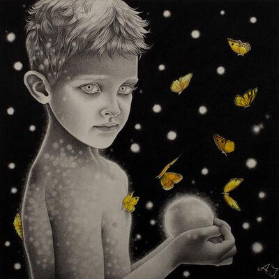 Alessia Iannetti, 'The Glowing Globe', 2014