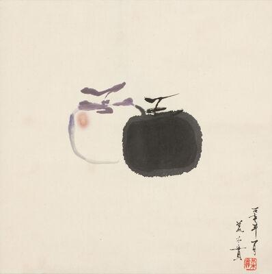 Minol Araki, 'Two Persimmons (MA-503)', 1977