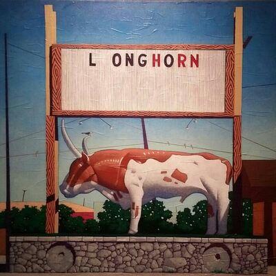 Ray-Mel Cornelius, 'L_Onghorn', 2017