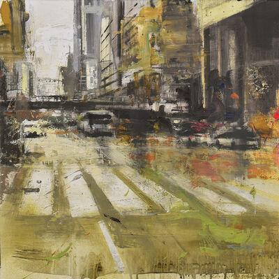 Pedro Rodriguez Garrido, '42nd Street, New York', 2018