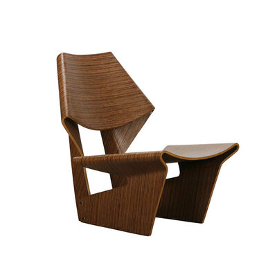 Grete Jalk, 'Shell chair', 1963