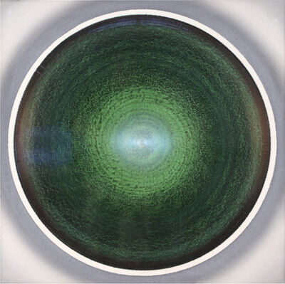 Robert Schaberl, 'ZF dark green snake 9-11', 2007