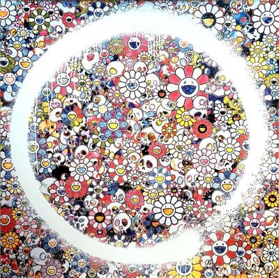 Takashi Murakami, 'Enso: Zen, the Heavens', 2016