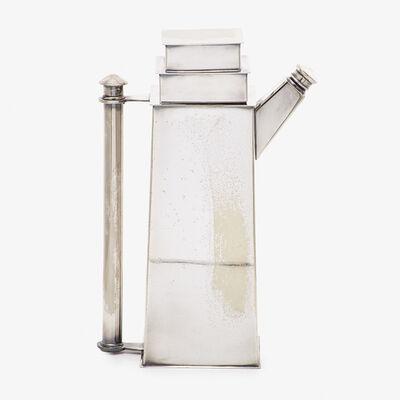 Louis W. Rice, 'Rare Skyscraper cocktail shaker, New York'