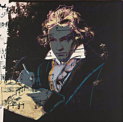 Andy Warhol, 'Beethoven, F & S II.393', 1987