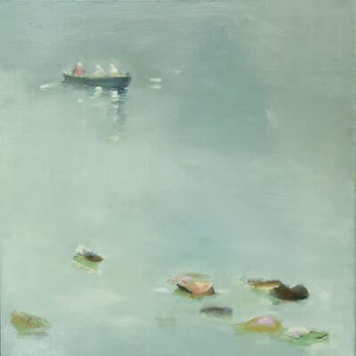 Birgitte Lykke Madsen, 'Getting Closer (Canoe)', 2020